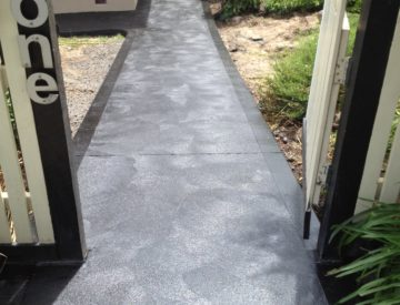 Concrete pathways